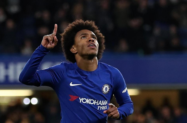 PSG Tetap Incar Willian