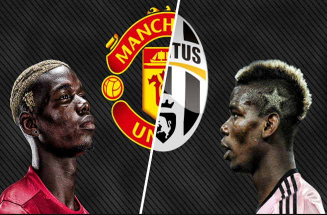 Pamain Bintang Paul Pogba