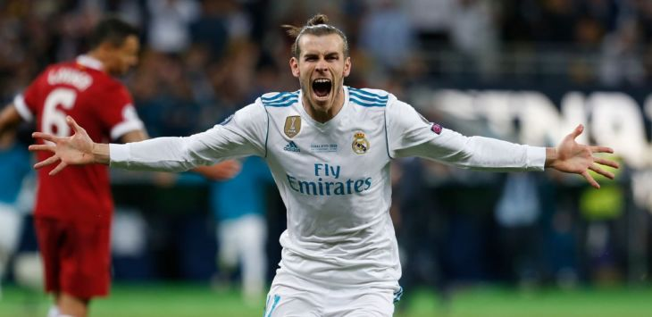 Bintang Gareth Bale