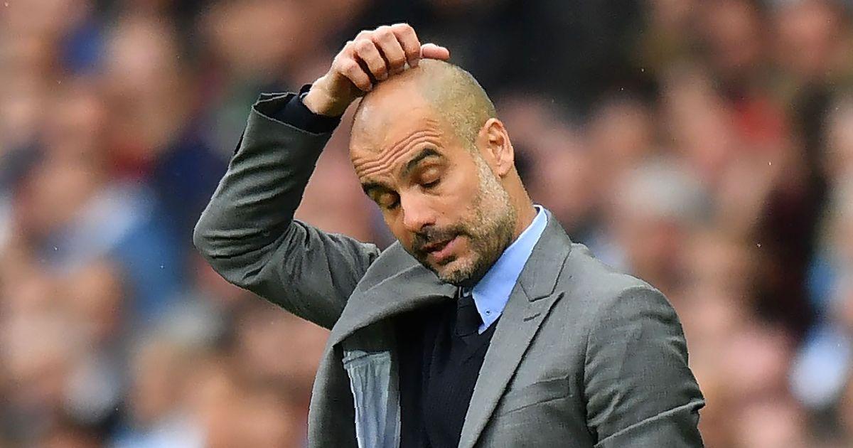 Guardiola, Menang Lawan Manchester United Akan Mudah