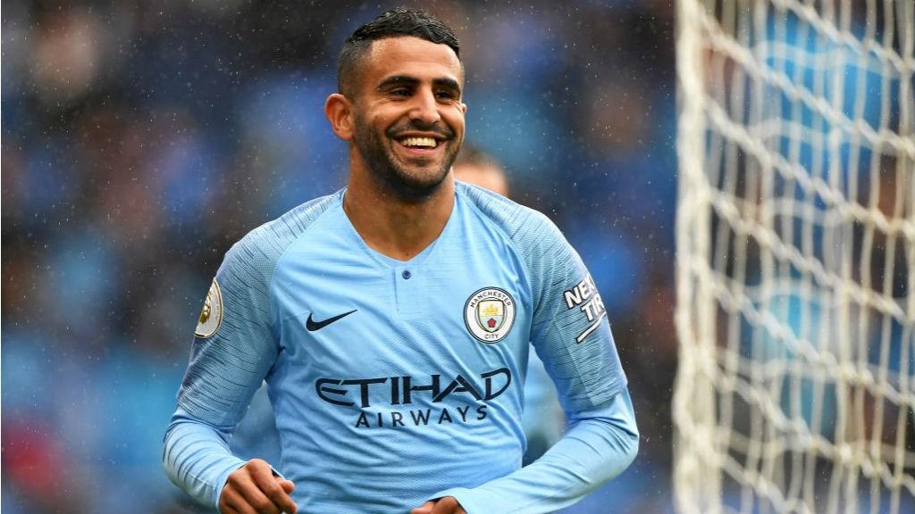 Riyad Mahrez Tetap Akan Bertahan Di Manchester City