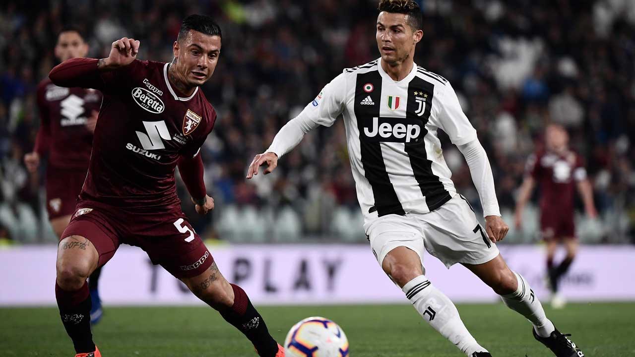 Gol Ronaldo Hindarkan Juve Dari Kekalahan
