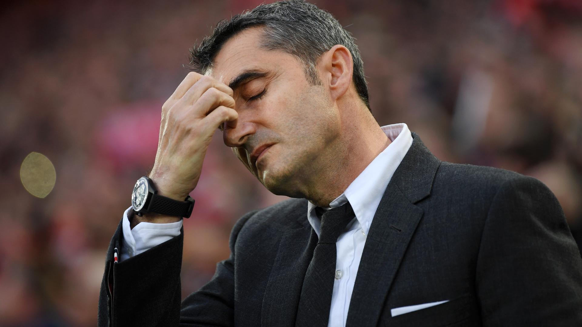 Barca Fokus Ke Ajang Copa del Rey, Nasib Valverde Belum Dipastikan