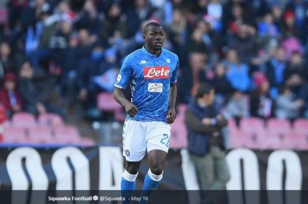 Chelsea Dan Arsenal Perebutkan Koulibaly