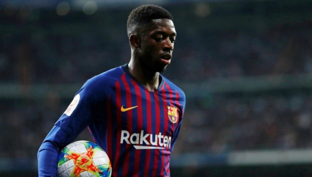 Dembele Siap Dijual Barcelona