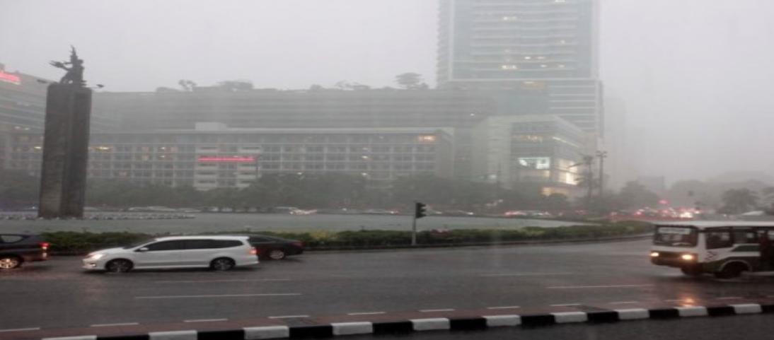 Akhir Pekan Ini Jakarta Diprediksikan Masih Diguyur Hujan