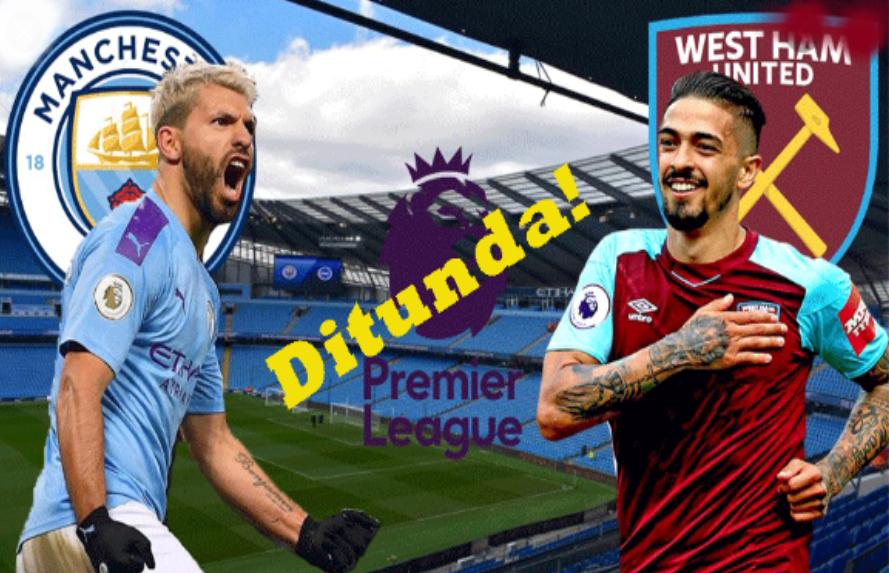 Badai Ciara Mengakibatkan Duel Antara Man City vs West Ham Resmi Ditunda