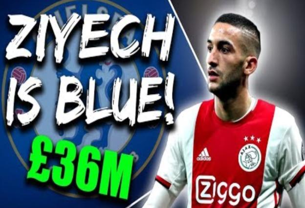 Kesepakatan Chelsea Untuk Transfer Hakim Ziyech